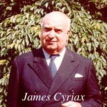 James-Cyriax